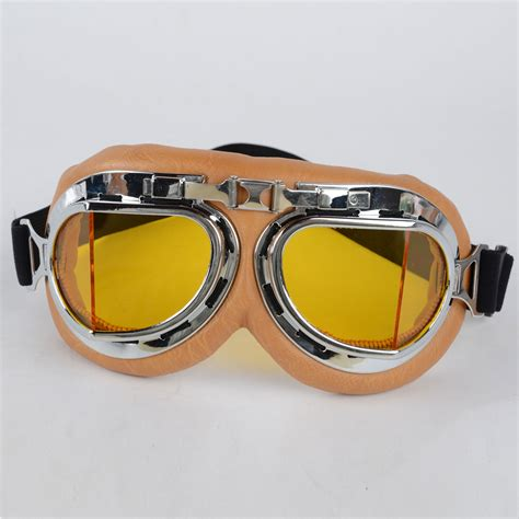 motocross goggles for glasses vintage style motocross motorcycle goggles flying scooter