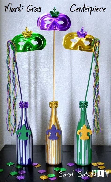 mardi gras centerpieces diy diy mardi gras decorations