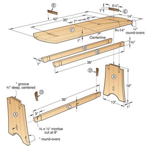 simple wood bench design plans quick woodworking projects simple wooden bench design plans quick woodworking projects