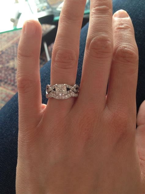 reddit wedding rings showing show me the wedding band you picked out to go with an