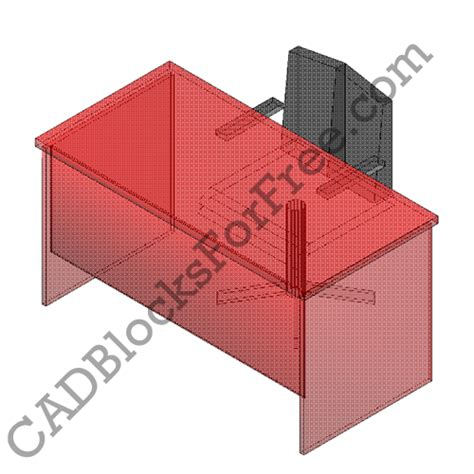 3d Cad Blocks Furniture Free by Cadblocksforfree 3d Desks With Seating Uploaded