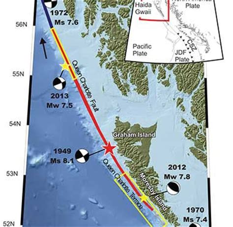 pattern energy vancouver devastating megathrust earthquake a substantial hazard