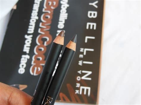 Maybelline Fashion Brow Grey maybelline fashion brow pencil grey and brown