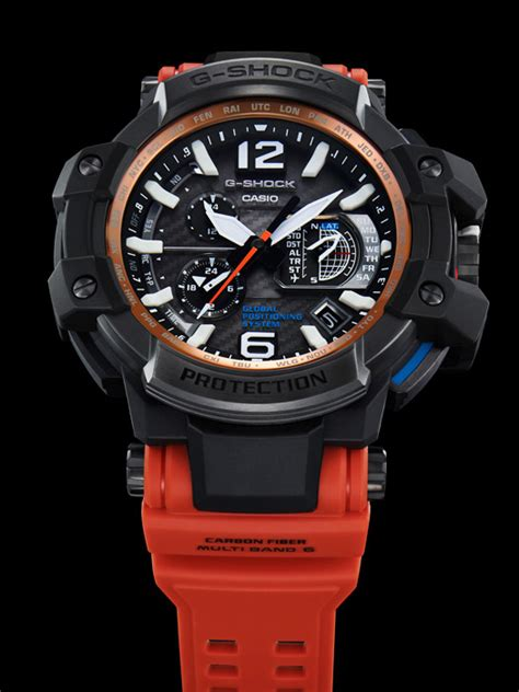 casio g shock gpw 1000 orange gpw 1000 4a products g shock casio