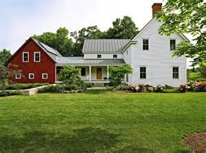 Pole Barn House Pictures Exterior Farmhouse With Barn Exterior Farm » Ideas Home Design