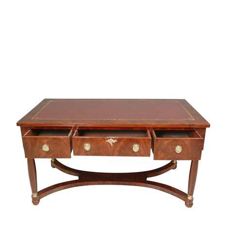 scrivania impero scrivania impero mogano mobili in stile