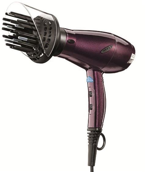 Conair Curly Hair Dryer conair 276r hair dryer styler ionic ceramic infiniti pro