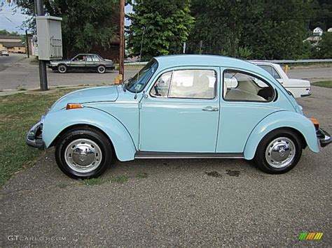 Tropical Colors For Home Interior 1974 marina blue volkswagen beetle coupe 67961922 photo