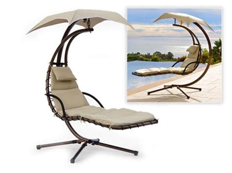 Dream Chair Swinging Chaise Lounge Home Woot