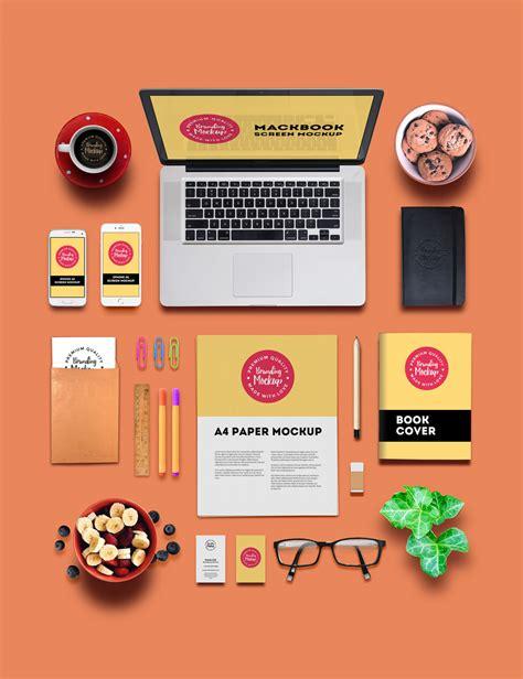 90 Designer Desk Mockups Psd Vector Eps Jpg Download Digital Mock Up Templates