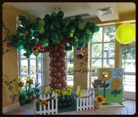 how to make a balloon tree 1000 images about balloon sculptures on
