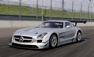Mercedes Sls Gt3 Mercedes Sls Amg Gt3 Racing Version Of The Gullwing