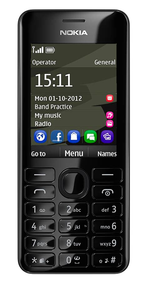nokia asha 206 latest themes nokia asha 206 full specifications and price