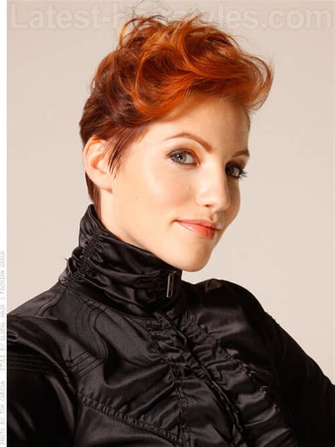 pixie feather cut go short 15 incredibly chic pixie hairstyles to try