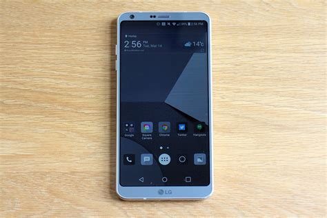 Hp Lg G6 lg g6 review a new standard in smartphone design digital trends