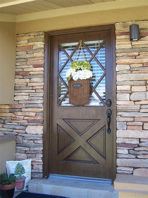 Country Style Front Doors Cottage Charm Creations Country Entry Door