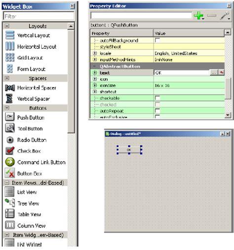 pyqt5 tutorial qt designer pyqt quick guide