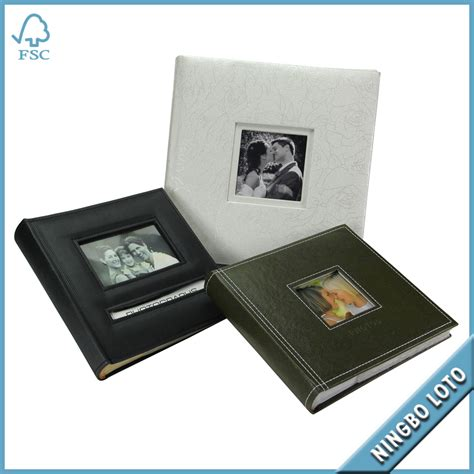 Wedding Album Box Suppliers by Factory Direct Wholesale Digital Printing Baby Wedding