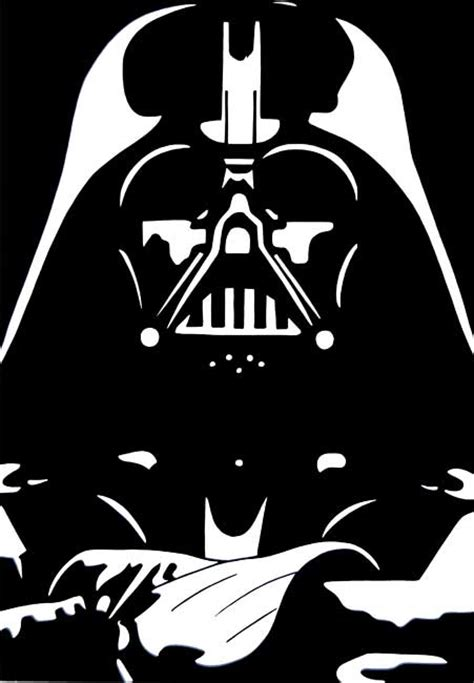 darth vader template 213 pop and portraiture stencil darth vader