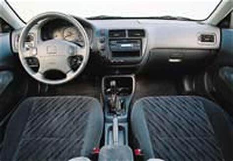 old car manuals online 1999 honda civic interior lighting 1999 honda civic si specs