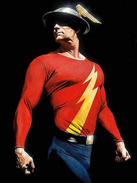 K Sq Superman Power an introduction to barry allen of the comics arrow