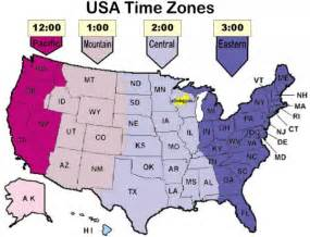 usa time zone map wallpaper usa state time zone map