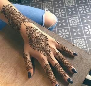 25 best ideas about henna tattoo designs on pinterest