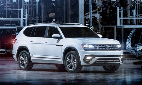 Chicago Videographer 2018 Vw Atlas R Line The Fast Lane Car