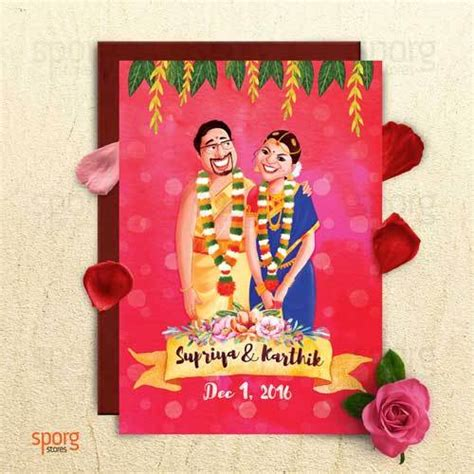 Wedding Anniversary Invitation Cards India by Creative And Unique Indian Wedding Invitation Card