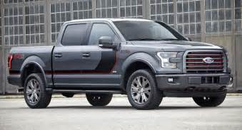 2016 ford f 150 gets new special edition appearance packages