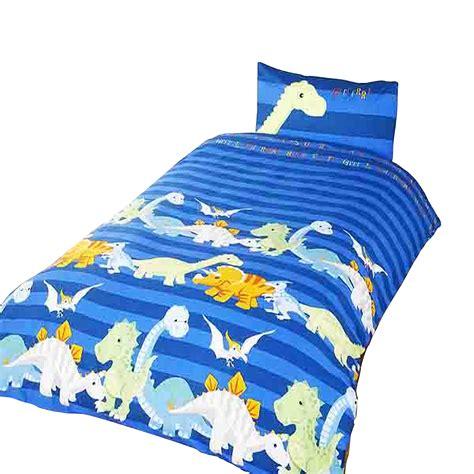 piumone letto completo copri piumone letto singolo con dinosauri