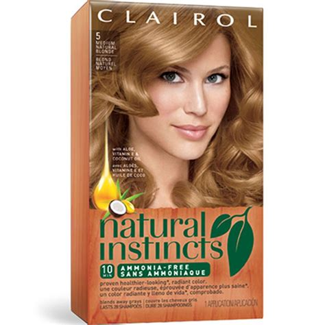 clairol instincts colors instincts hair color clairol instincts