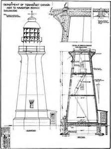 Lighthouse House Plans File Low Point Lighthouse Plan Jpg Wikimedia Commons