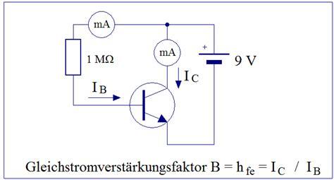 transistor bc547 funktion bipolar transistor emitterschaltung 28 images basis emitter spannung transistor