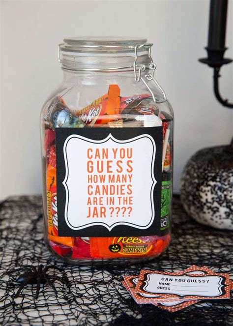 guess how many in the jar ideas christmas 5 easy i nap time