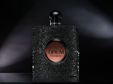 Original Parfum Yves Laurent Black Opium For black opium swarovski edition yves laurent perfume