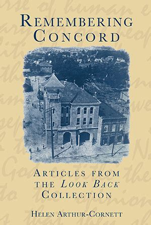 remembering whose i am books remembering concord articles from the quot look back