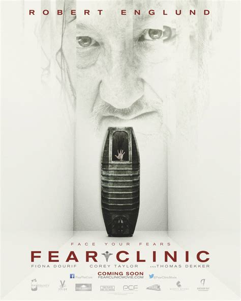 fear clinic come see the real fear clinic chamber at screamfest