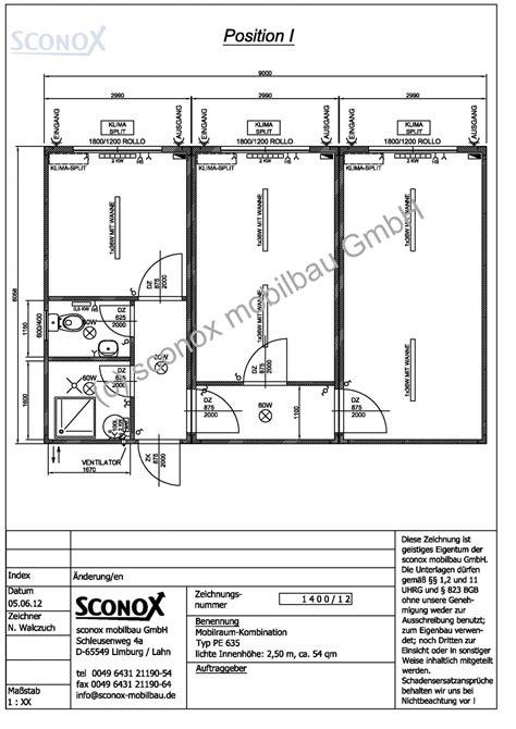 wohncontainer preisliste 2121400 wohncontainer anlage ca 54 m 178 sconox gmbh