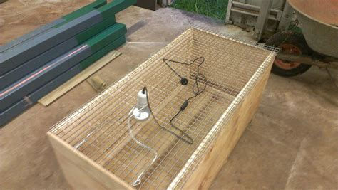 backyard brooder box coop deville brooder box backyard chickens community