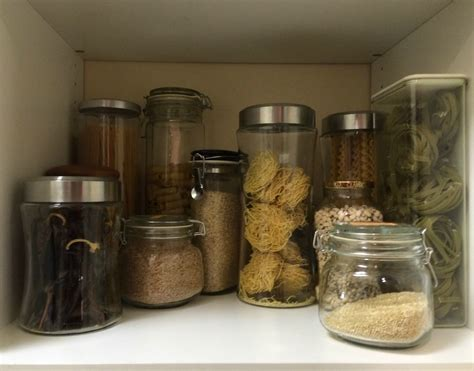 Dried Pasta Shelf by Simple Ideas To Your Pantry