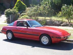1985 mazda rx 7 information and photos momentcar
