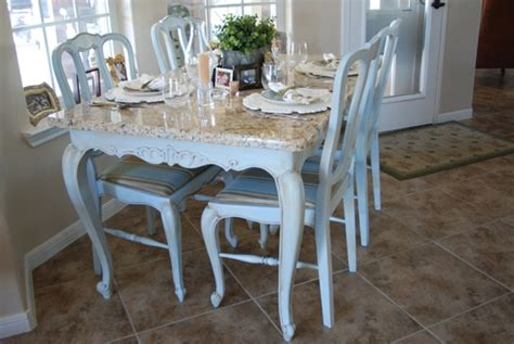 How To Refinish Kitchen Table Granite For Your Kitchen Table Not Just Your Countertop Ano Inc Midwest Distributor Of