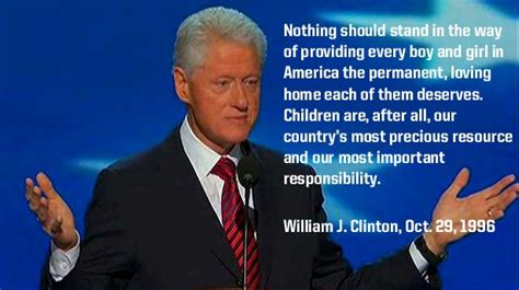 Quote Of The Day Bill Clinton On Americas Obsession With Dirt Second City Style Fashion by Bill Clinton Quotes America Quotesgram