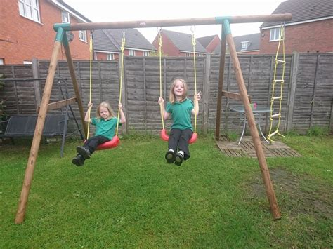 asda swing little tikes riga swing set from asda tired mummy of two