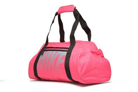 Nike Sport Line Pink modisch nike womens club sports bags in pink