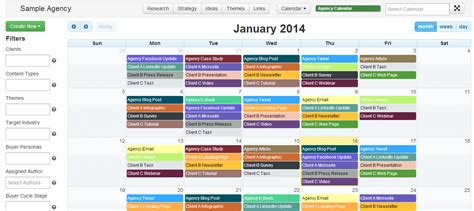 content marketing calendar template hubspot how to plan your social content editorial calendar