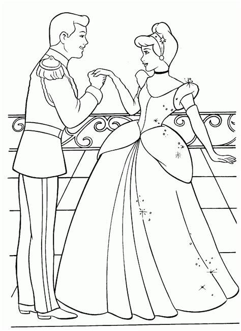 Cindrela Hitam 14 gambar mewarnai princess cinderella untuk anak terbaru belajar sambil bermain