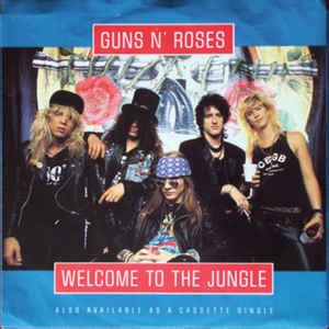 welcome to the jungle house music guns n roses welcome to the jungle vinyl at discogs