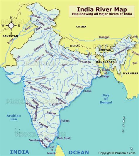 river map rivers in india tnpsc தகவல களஞ ச யம